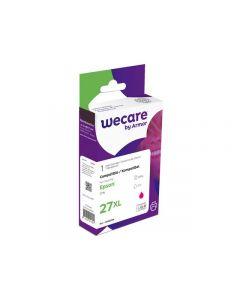 Bläckpatron WECARE EPSON 27XL Magenta