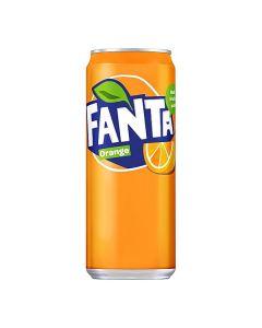Fanta Orange 33cl burk