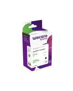 Bläckpatron WECARE EPSON 27XL Svart