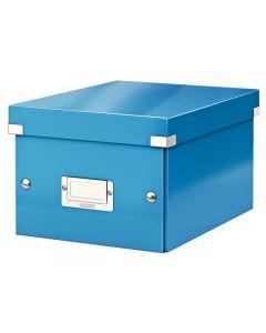 Förvaringslåda S Click & Store WOW blå