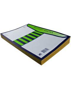Kuvert konsument fp C4 brun 6/FP