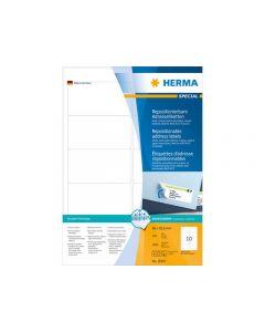 Etikett HERMA Movable 96x50,8mm 1000/FP