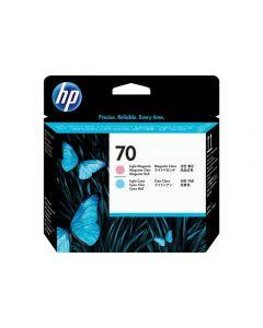 Skrivhuvud HP C9405A 70 L-Cyan/L-Magenta