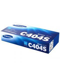 Toner SAMSUNG CLT-C404S/ELS cyan