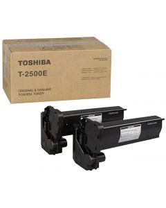Toner TOSHIBA T-2500E svart 2/FP