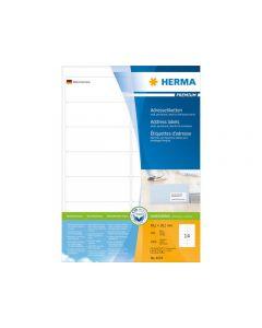 Etikett HERMA Adress 99,1x38,1mm 1400/FP