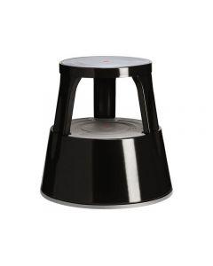 Stegpall TWINCO Twin Steel svart