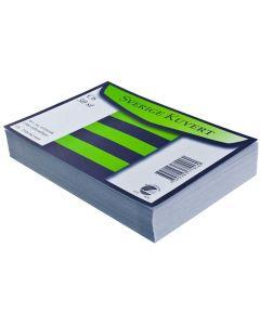 Kuvert konsument fp Sv C6 linj vit 50/FP