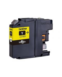 Toner BROTHER LC12Y Gul