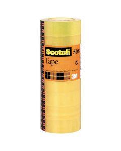 Kontorstejp SCOTCH 508 standard 33mx19mm