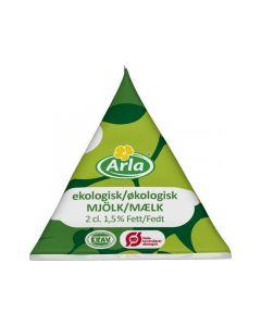 Kaffemjölk ARLA 1,5% eko 2cl 100/FP