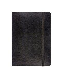 Anteckningsbok BURDE Soft, svart A5