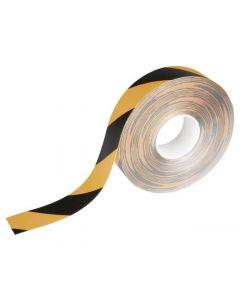 Golvmarkering DURALINE® 30m gul/svart