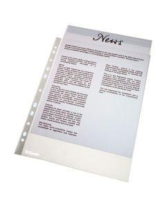 Plastficka PP A4 0,06 glasklar 100/FP