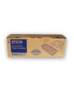 Toner EPSON C13S050435 svart
