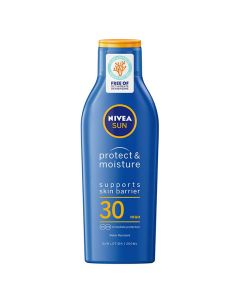 NIVEA Protect & Moisture Sun Lotion SPF30 200ml