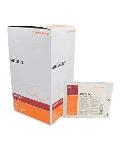 Kompress Melolin steril abs 10x10cm 100/FP