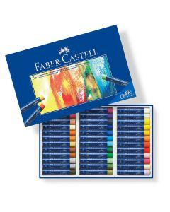 Oljepastellkritor FABER 36 färger