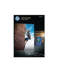 Fotopapper HP Q5456A A4 250g 25/FP