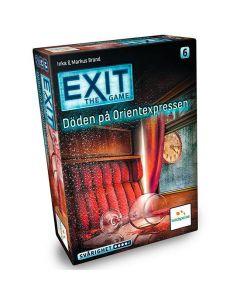 Spel Exit Döden på Orientexpressen