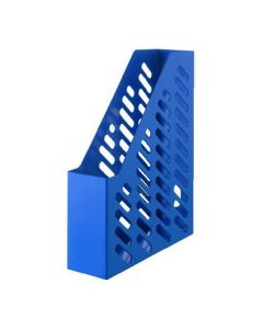 Tidskriftssamlare HAN A4 recycle blå