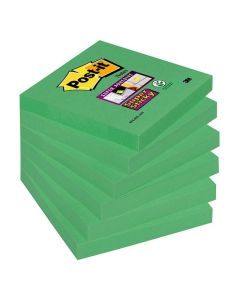 Notes POST-IT 76x76mm Asparagus green