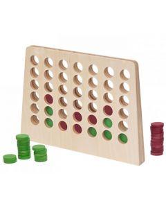 Spel 4 i rad