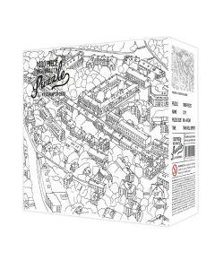 Pussel City Sketch