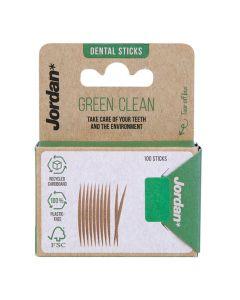 Tandstickor JORDAN Green Clean 100/FP