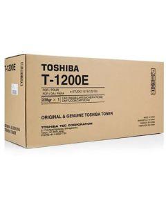 Toner TOSHIBA T-1200E svart