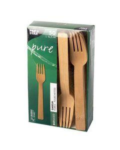 Bestick PURE Gaffel Bambu 16,5cm 50/FP