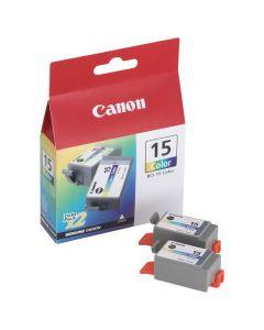 Bläckpatron CANON BCI-15C färg 2/FP