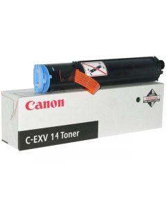 Toner CANON 0384B006 C-EXV14 svart