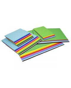 Mixsats färgat papper 1100/FP