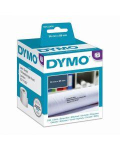 Etikett DYMO universal 89x36mm 520/FP