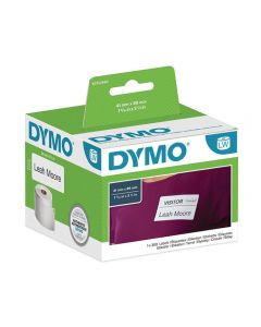 Etikett DYMO universal 89x41mm 300/FP