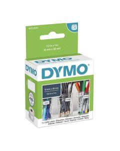 Etikett DYMO universal 25x13 mm 1000/FP