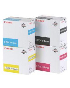 Toner CANON 0400B002 C-EXV19 gul