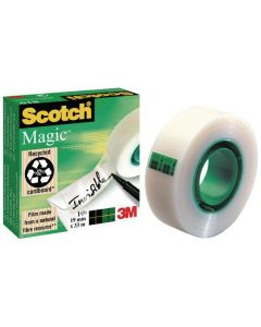 Dokumenttejp SCOTCH 810 33m x 19mm