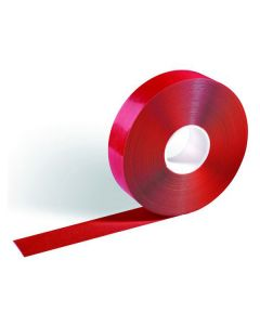 Golvmarkering DURALINE® STRONG 30m 50/1,2mm röd