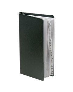 Telefonbok svart