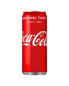 Coca-Cola Regular 33cl burk