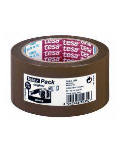 Packtejp TESA Strong 50mmx66m Brun