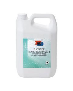 Tvättmedel PLS flytande 5 liter