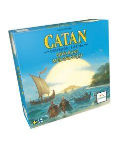 Spel Catan Sjöfarare
