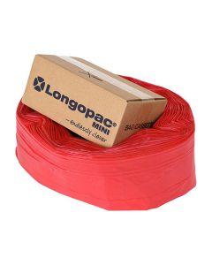 Kasett LONGOPAC Mini Standard 60m röd