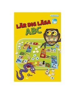 Lär dig läsa - ABC
