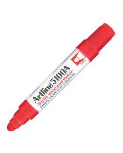 Whiteboardpenna ARTLINE 5100A BIG röd