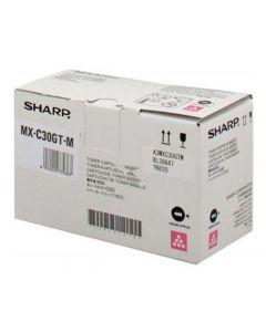 Toner SHARP MXC30GTM magenta