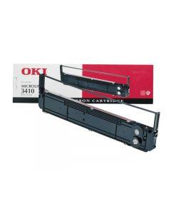 Färgband OKI 09002308 svart